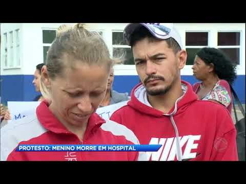 Menino morre em hospital após negligência médica