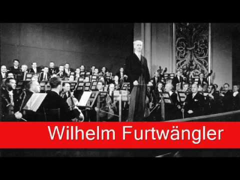 Wilhelm Furtwängler: Beethoven - Symphony No. 7, 'Allegretto', Second Movement