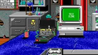 Ghostbusters 2 gameplay
