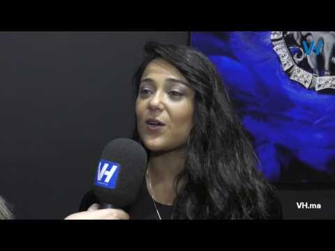 """Inauguration de la nouvelle bijouterie """"Blue Jasmine"""" à Casablanca"""