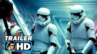 "THE RISE OF SKYWALKER ""Rey Tricks Stormtroopers"" TV Spot Trailer 