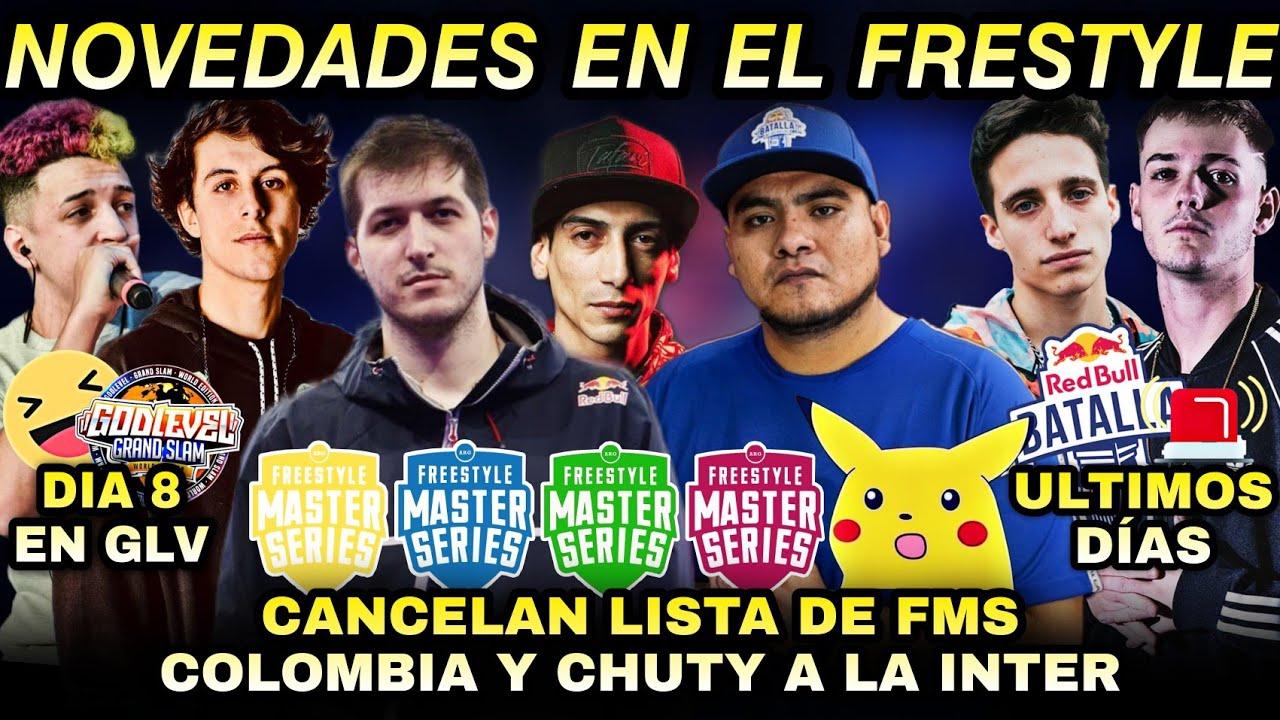 Download 🚨😢CANCELAN FMS COLOMBIA LISTA/CHUTY SE VA A LA INTERNACIONAL/ULTIMO INVITADO EN ESTA FMS/Y MAS🤯