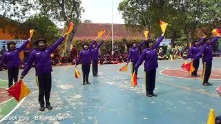 DANCE SEMAPHORE BOOMBAYAH REGU ALAMANDA