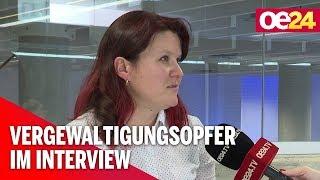 Fellner! Live: Vergewaltigungsopfer im Interview