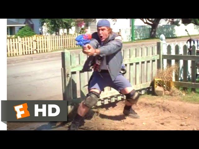 See Spot Run (2001) - Dog Town Scene (1/8) | Movieclips