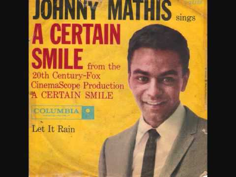 Johnny Mathis - A Certain Smile (1958)