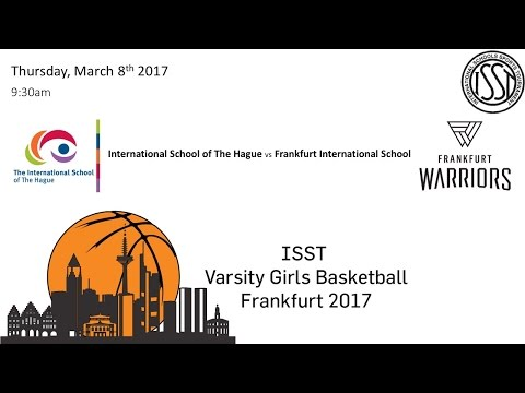 ISST Varsity Girls Basketball: ISH vs FIS