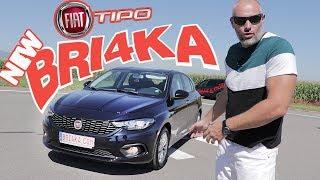 Вижте тест на колата, която ще подарим | Fiat Tipo| Bri4ka.com and Auto Italia