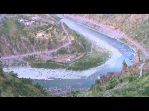 Kotli Azad Kashmir.View