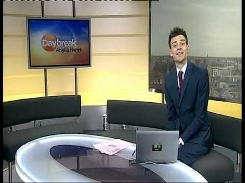 Alexander Williams (ITV Anglia Work Experience)