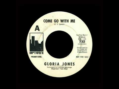 Gloria Jones - Come Go With Me Mp3