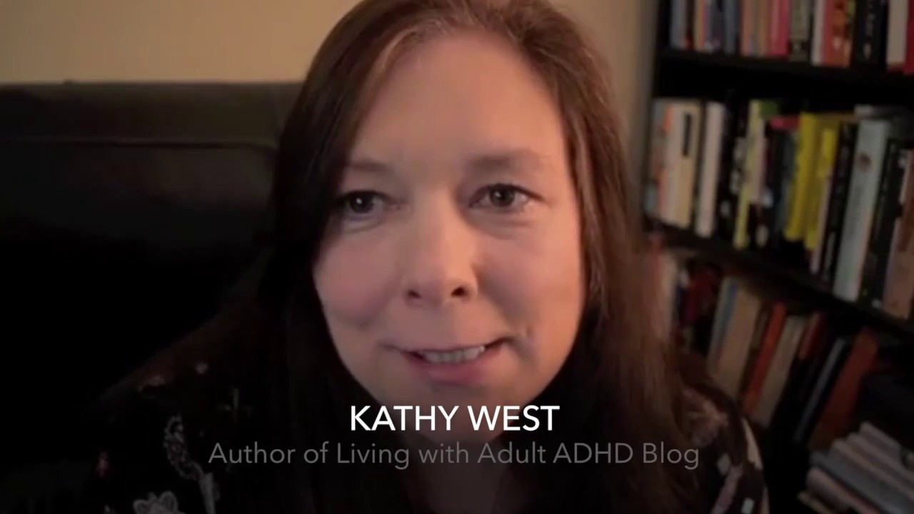 Introducing Kathy West, New 'Living with Adult ADHD' Author