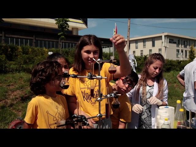 Kolej Küpkök - Bilim Şenligi