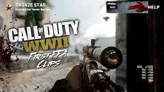 FFAOrigin: First WWII Free For All Clips!