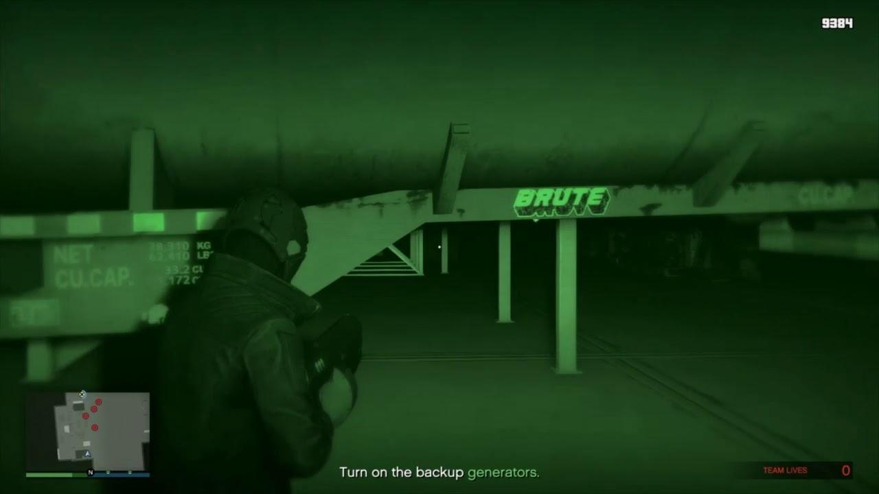 GTA V Online Kid Raging!
