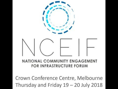 NCEIF Conference - Crown Conference Centre Melbourne, 19-20 July