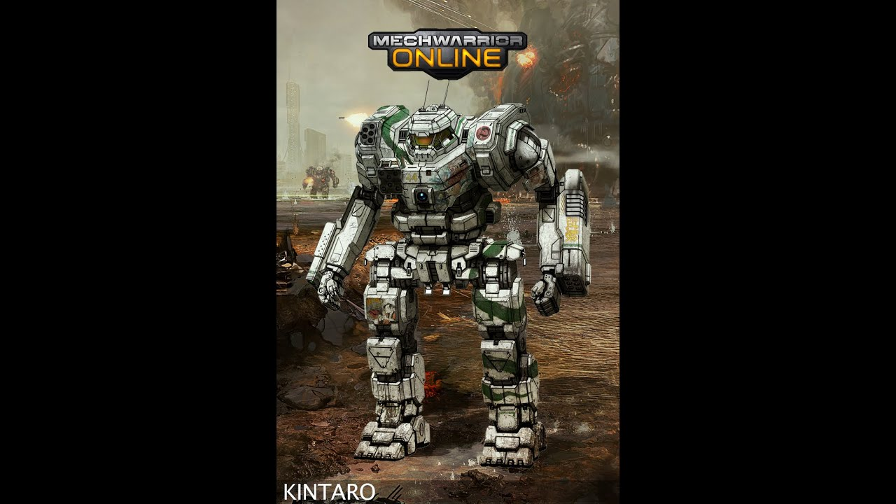 Battletech Mechwarrior Online Kintaro