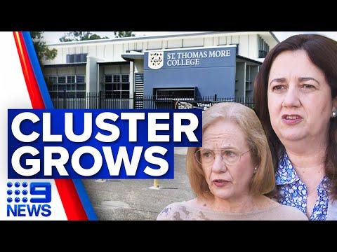 Queensland on verge of Delta outbreak | Coronavirus | 9 News Australia