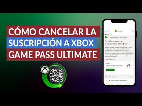 Cómo Cancelar la Suscripción a Xbox Game Pass Ultimate paso a paso