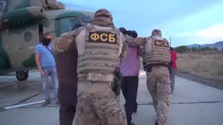 Задержание  Дагестан  Видео ЦОС ФСБ