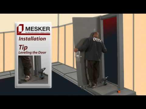 Mesker Universal Door & Mesker Universal Door - YouTube