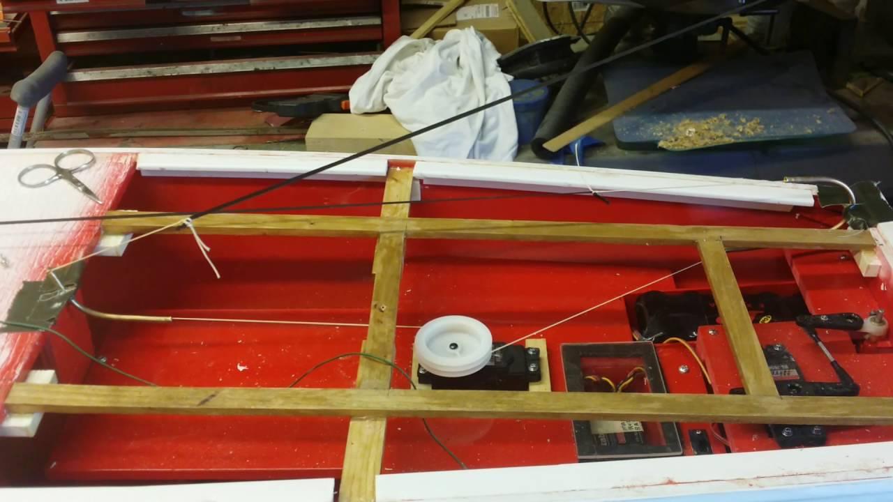 New Sail Winch Setup Youtube