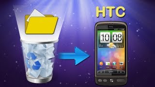 [HTC Desire Recovery]: How to Recover Deleted Photos/Videos/Music/SMS from HTC Desire?