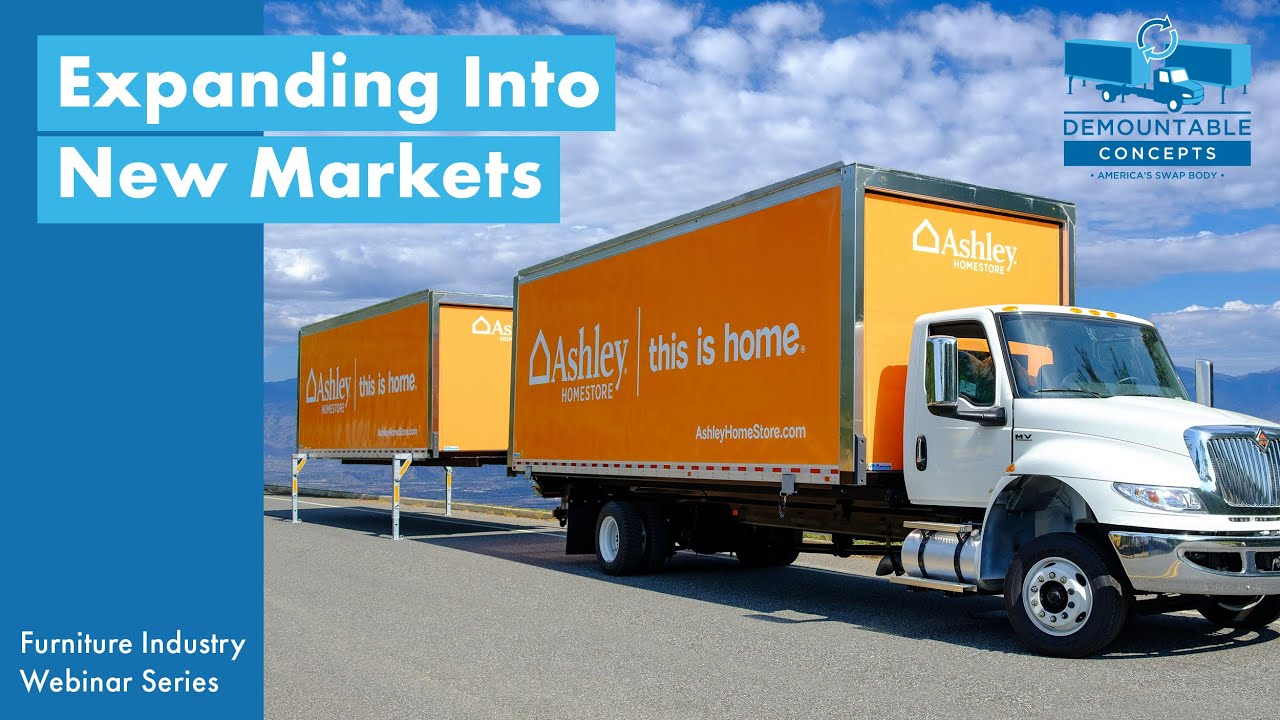 Webinar Expanding Furniture Delivery Into New Markets Over 150 Miles From A Distribution Center Youtube