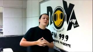 TALK RADIO - NOVA 99 FM - PRESIDENTE PRUDENTE - SP