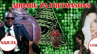 ADHABU ZA FREEMASONS TANZANIA UKITOA SIRI ZAO/DIAMOND JE?