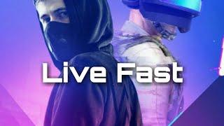 Live Fast - Alan Walker x A$AP Rocky