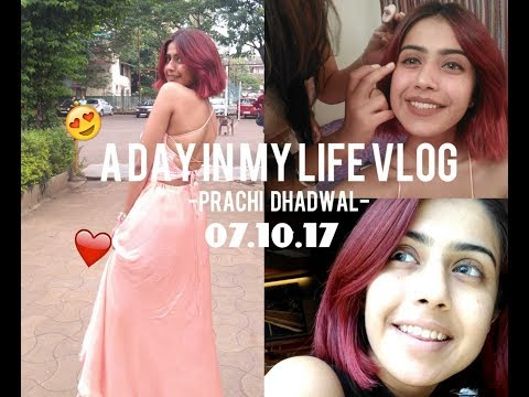 A Day In My Life Vlog | Exam, Uni, Being a Bridesmaid and Eating Sushi!! | 07.10.17