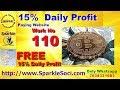 Grow your Bitcoins to the maximum! || Work No 110