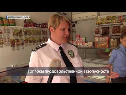 2018 08 14 Нарушения в мясных магазинах Камешкова