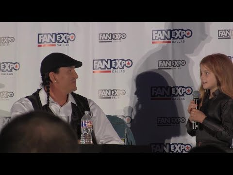 Eugene Brave Rock Full Panel - Dallas Fan Days 2017