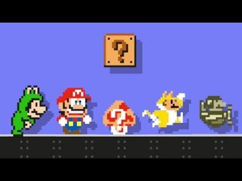 Super Mario Maker - 100 Mario Challenge #212 (Expert Difficulty)
