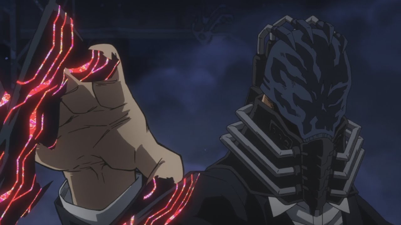 All for one past explained in my hero academia