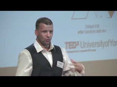 The Grind - The Power is within Ourselves | Rich Cadden | TEDxUniversityofYork