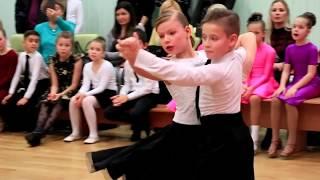 танец #ТАНГО Швед Даниил и Есьман Виктория клуб #Kinezis