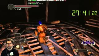 Dark Souls 2 SUPER-SPEED RUN (Part 1)