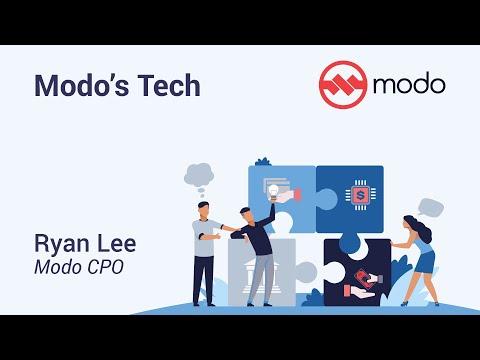 Modo's Tech