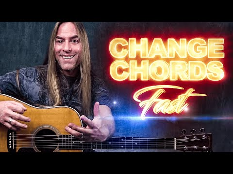1 Simple Trick for Smooth Chord Changes -Guitar Lesson