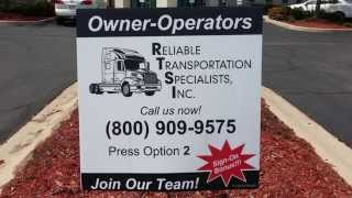 Midwest Trucking Company-Owner Operator Driving Job