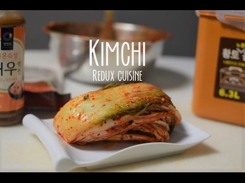 Make It With Me: Kimchi ♡ - Redux Cuisine