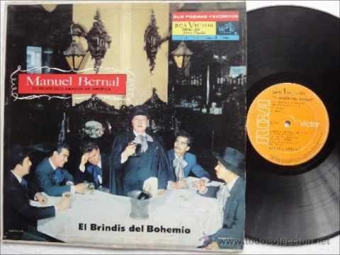 Manuel Bernal-por que me quite del vicio - YouTube