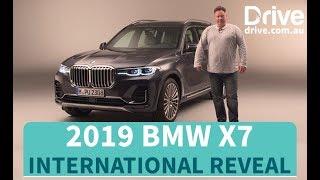 BMW X7 2019 Revealed | Drive.com.au