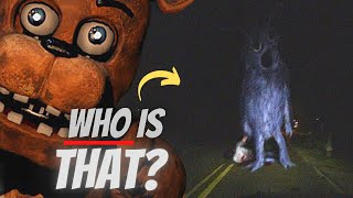 Horror Theory: Who is Mr. Mascot? - Trevor Henderson creatures