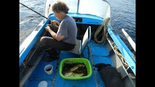 Рыбалка на Белом море