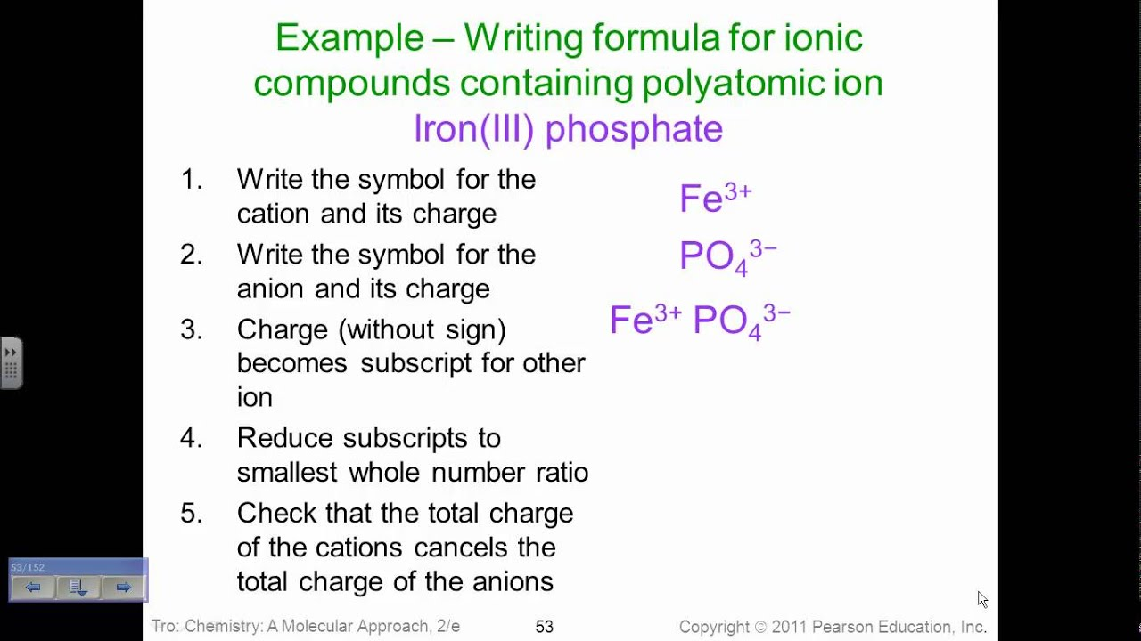 Naming ternary ionic compounds youtube naming ternary ionic compounds buycottarizona Choice Image