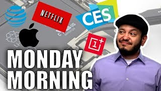 #SGGQA 075: What I Saw at CES 2019, Apple Sales Woes, AT&T Cutting 7000 Jobs